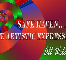 Safe Haven......Safe Artistic Expression Group by viennablue