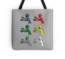 Grr. Argh. Colours  Tote Bag