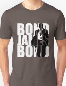 Bond, James Bond  T-Shirt