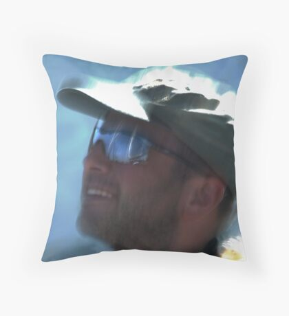 Sea Worthy Throw Pillow