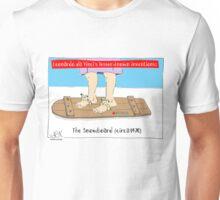 Da Vinci Snowboard Unisex T-Shirt