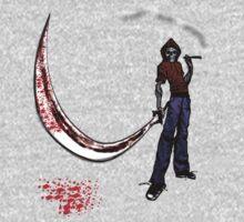 death samurai by dragon2020 T-Shirt