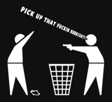 PickUp the Rubbish by giancio
