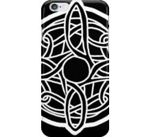 amulet of mara / white iPhone Case/Skin