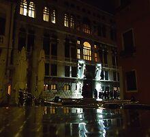 Venice Reflection by Dmitri Matkovsky