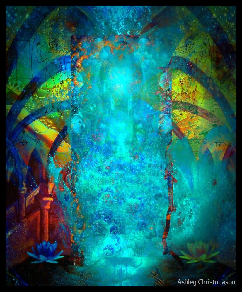 'The Fountain' by Ashley Christudason