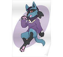 Luna Pokemon Poster