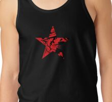 Chairman Meow - Red Star Tank Top