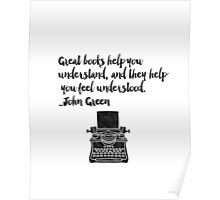 John Green Poster