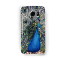 Peacock II Samsung Galaxy Case/Skin