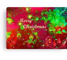 Merry Christmas! Canvas Print