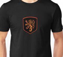 Netherlands Lion Logo Unisex T-Shirt