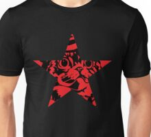 Private Nip - Red Star Unisex T-Shirt