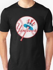 New York Yankees logo Unisex T-Shirt
