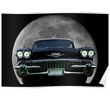 1958 Cadillac Eldorado Biarritz Convertable  Poster