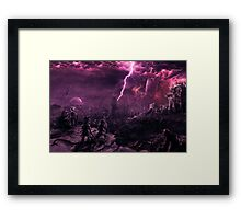 Chrono Trigger: Culture Shock [Chronicles of Time] Framed Print