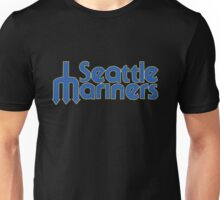 Seattle Mariners logo Unisex T-Shirt
