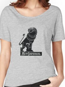 New Imperial Motorcycle Logo Women's Relaxed Fit T-Shirt