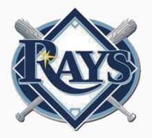 Tampa Bay Rays logo Kids Clothes