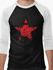Cadet Kip - Red Star Men's Baseball ¾ T-Shirt