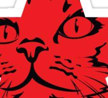 Cadet Kip - Red Star Sticker