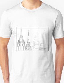 Raw Design T-Shirt