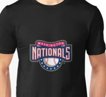 Washington Nationals logo Unisex T-Shirt