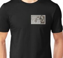JME  Paper Unisex T-Shirt