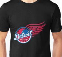 Detroit Tigers logo 1 Unisex T-Shirt