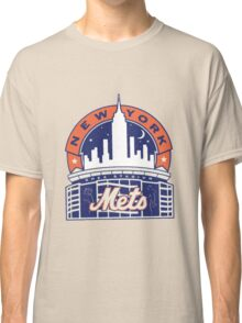 New York Mets logo 1 Classic T-Shirt