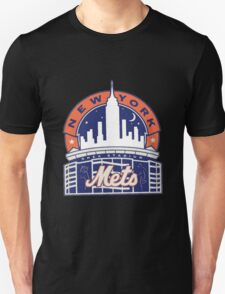 New York Mets logo 1 Unisex T-Shirt