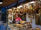 Christmas  Pretzels for sale... by Lee d'Entremont