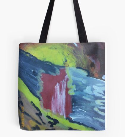The End... Tote Bag