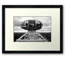 Top O' The World.. Framed Print