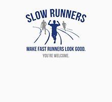 Slow Runners Unisex T-Shirt