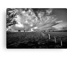 Distant Horizon Canvas Print