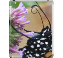 Monarch Butterfly - Breakfast I iPad Case/Skin