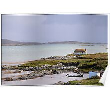 Aird Mhor, South Uist Poster