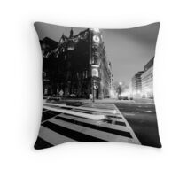 Ghost Ride Throw Pillow