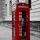Phone Box by Evette Lisle