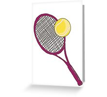 Sport ball Greeting Card