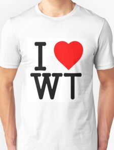 Prison School - I <3 WT T-Shirt