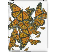 Monarch Butterflies - Migration iPad Case/Skin