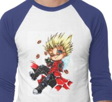 Vash the Stampede & Kuroneko Men's Baseball ¾ T-Shirt