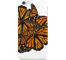 Monarch Butterflies - Friends I iPhone Case/Skin