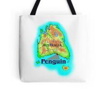 Penguin - Tasmania Tote Bag
