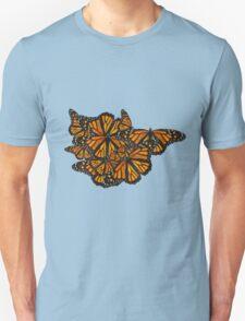 Monarch Butterflies - Friends I Unisex T-Shirt