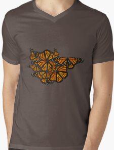 Monarch Butterflies - Friends I Mens V-Neck T-Shirt