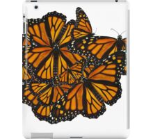 Monarch Butterflies - Friends I iPad Case/Skin