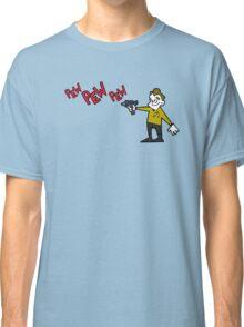 Pew Pew Kirk Classic T-Shirt